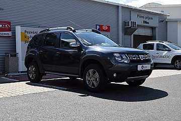Dacia Duster 1,5 dCi 80kW/109 k 4x4 S&S Exception - A792 - 7005