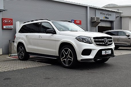 Vůz Mercedes-Benz GLS 350 BlueTEC 4MATIC - AMG - CL034 - 7509